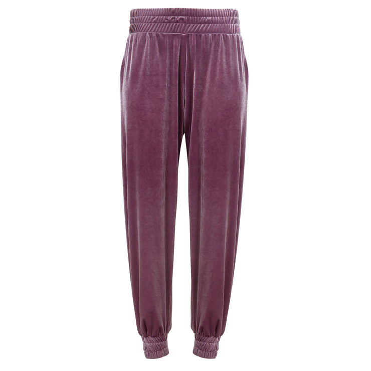 LEISURE LOUNGING JOGGER // SUGARPLUM