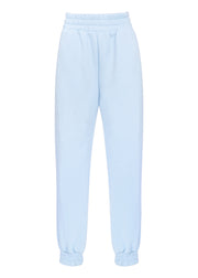 TAKEOFF TEDDY SWEATPANT // BABY BLUE