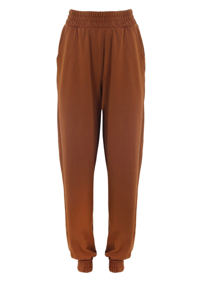 TAKEOFF TEDDY PANT // TOBACCO LEAF