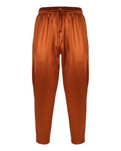 THE PJ PANT - HIS // NUTMEG