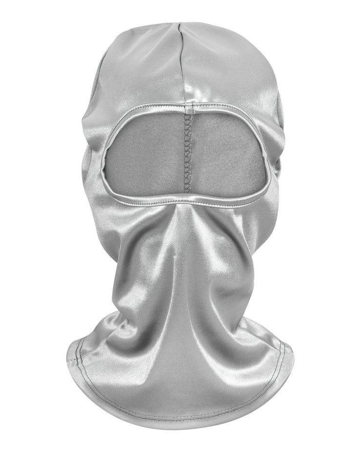 THE SATIN SKI MASK // TOE RING