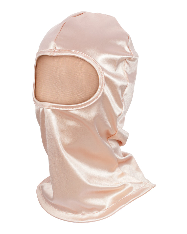 THE SATIN SKI MASK // QUEEN CONCH