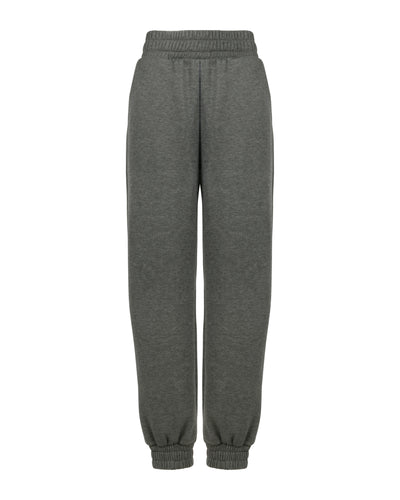 TAKEOFF TEDDY SWEATPANT // GREY