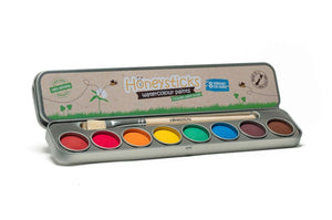 Honeysticks Natural Watercolor Paints by Honeysticks USA
