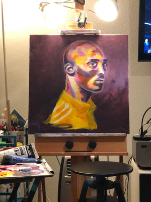 Tribute Fan Art: Kobe
