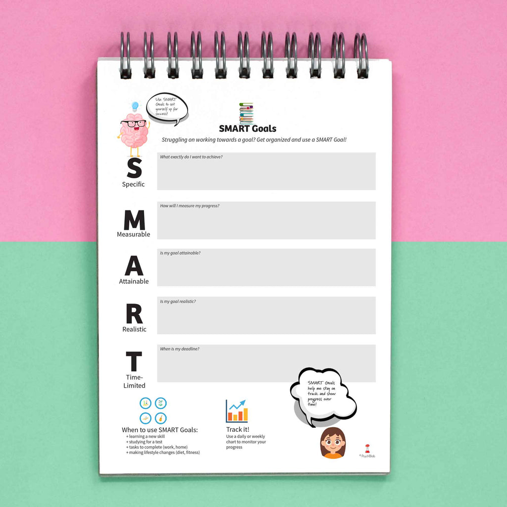 Worksheet: SMART Goals