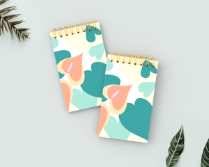 Tropical Notepad