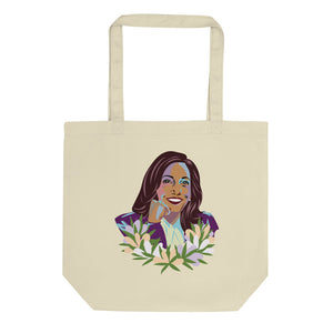 Madam Vice President - Kamala Eco Tote Bag