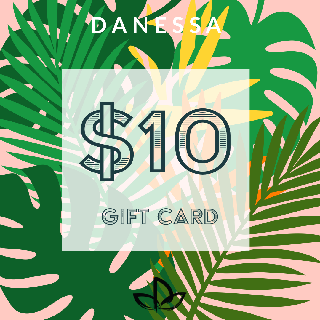 DANESSA Gift Card - Monstera Coaster