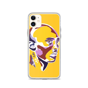 Black Mamba - Kobe iPhone Case