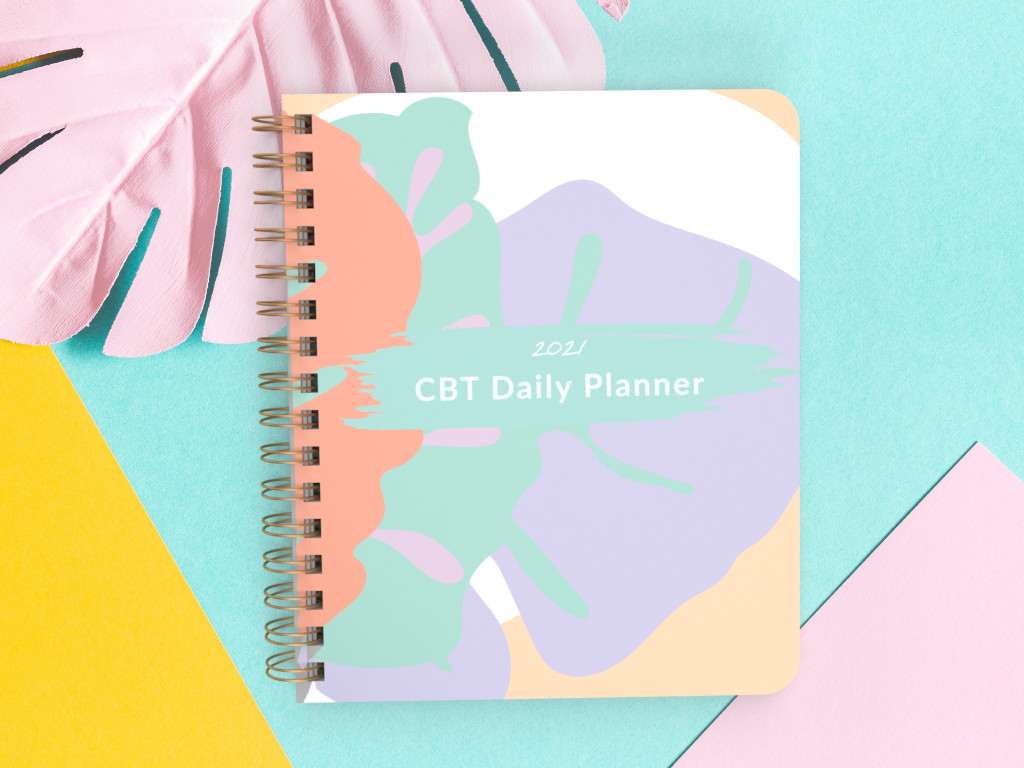 2021 CBT Daily Planner