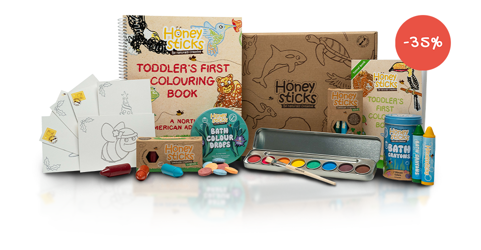 Ultimate Activity Pack | USA by Honeysticks USA