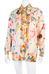 Sea Life Silk Shirt