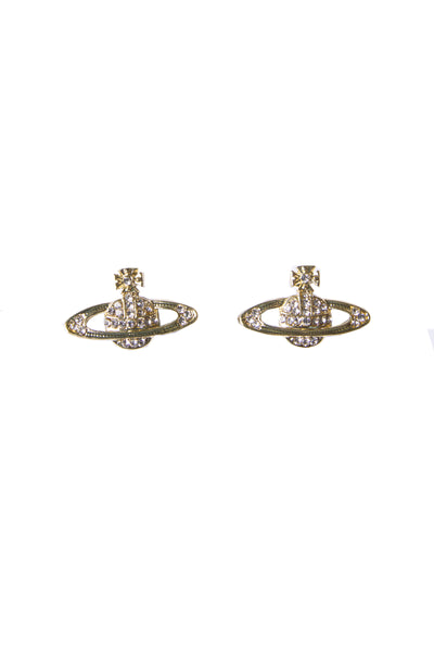 Vivienne WestwoodOrb Earrings- irvrsbl
