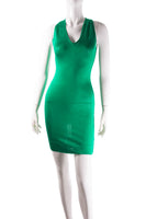 VersaceSheer Bodycon Dress- irvrsbl
