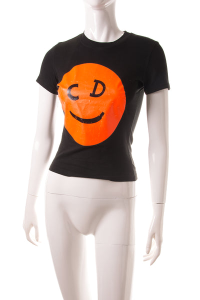 CD Smiley Face Tshirt