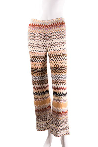 MissoniZig Zag Knit Pants- irvrsbl
