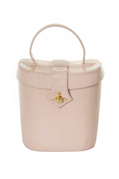 Orb Vanity Bag in Pink