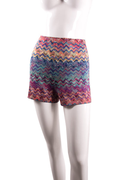 Missoni Knit Shorts - irvrsbl