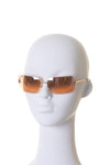 Chanel c. 125/7H Sunglasses with Gold CC Charms - irvrsbl