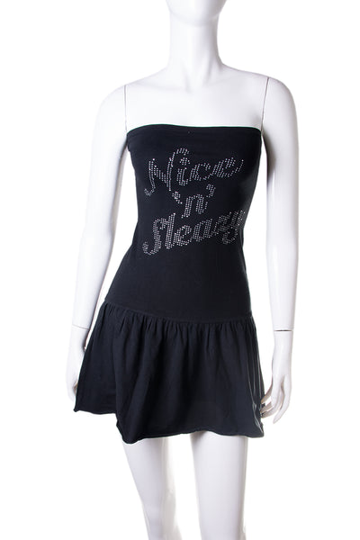 Hysteric Glamour 'Nice 'n' Sleazy' Tube Dress - irvrsbl