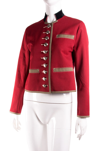 Jean Paul Gaultier Marching Band Jacket - irvrsbl