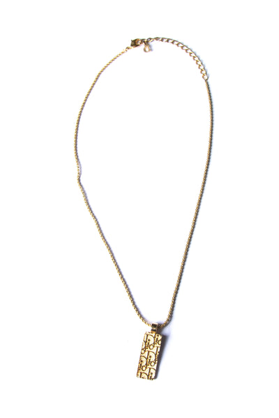 Christian DiorDiorissimo Necklace- irvrsbl