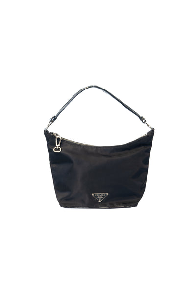 PradaBlack Nylon Bag- irvrsbl