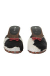 Cowhide Clogs 37