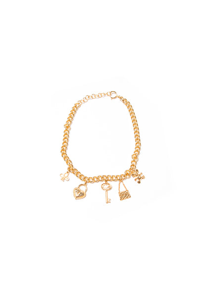MoschinoCharm Necklace- irvrsbl