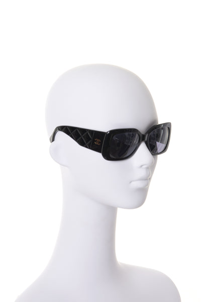 5019 c. 501/91 Quilted Sunglasses