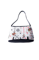 MoschinoPlaying Cards Handbag- irvrsbl