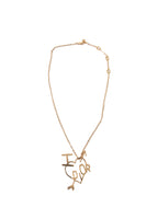 Christian Dior I Love Dior Necklace - irvrsbl