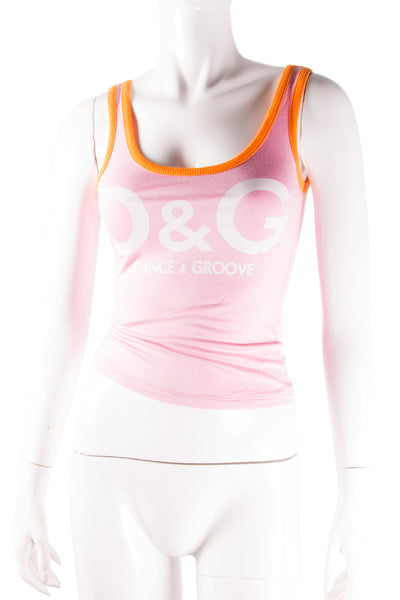 Dance & Groove Tank Top