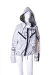 John GallianoGazette Print Jacket- irvrsbl