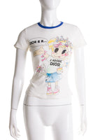 J'adore Dior Cartoon Top