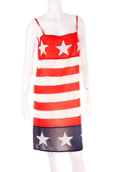 Comme Des GarconsStars and Stripes Dress- irvrsbl