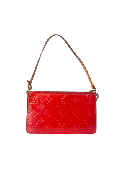 Vernis Bag in Red