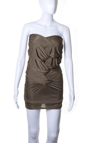 Gucci2004 Tom Ford Mini Dress- irvrsbl
