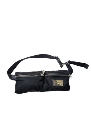 Dolce and GabbanaNylon Waist Belt Bag- irvrsbl