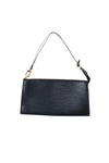Epi Pochette in Black
