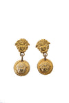 Versace Medusa Head Earrings - irvrsbl