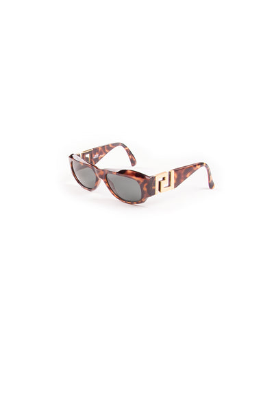 Versace Mod T79 Col 869 Greek Key Sunglasses - irvrsbl