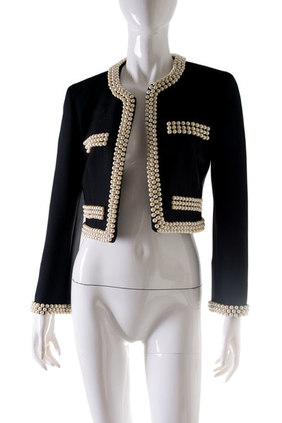 MoschinoPearl Jacket- irvrsbl