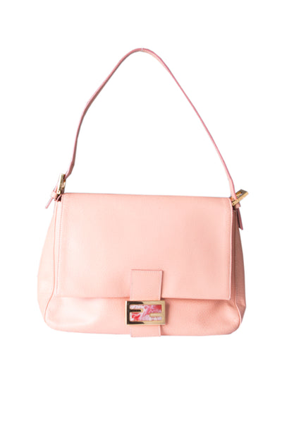 Fendi Leather Mama Baguette - irvrsbl