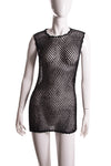 Dolce and Gabbana Fishnet Dress - irvrsbl