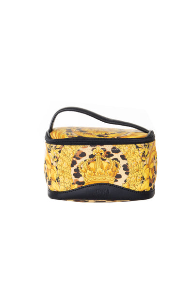 VersaceBaroque Print Mini Bag- irvrsbl