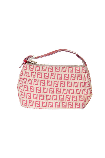 Mini Zucca Bag in Red