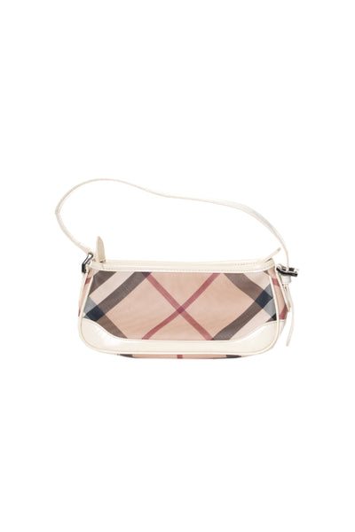 Burberry Nova Check Shoulder Bag - irvrsbl