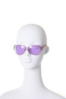Tom Ford Era Sunglasses in Purple
